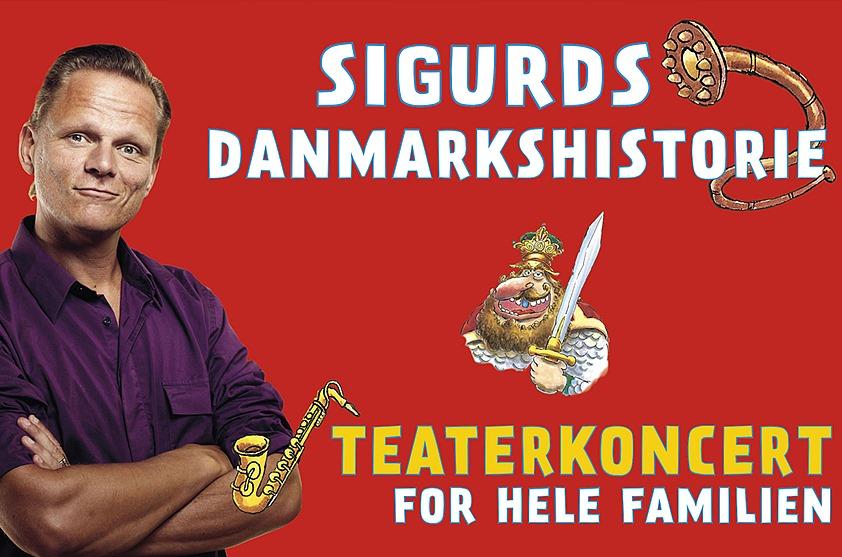 SigurdsDanmarkshistorie